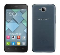"""Alcatel OneTouch Idol mini 6012A - New Unlocked, 4G Network, 4.3"""" LCD, 4GB, Android 4.2 - Jelly Bean - Smart Phone - With Spanish"""