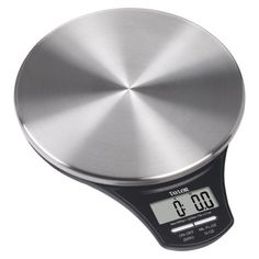 Taylor Stainless Food Scale   (My WW scale finally konked out, so I got a new one for home.  This one is great, even measures fl oz.)
