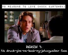 50 Reasons to Love Chuck Bartowski!