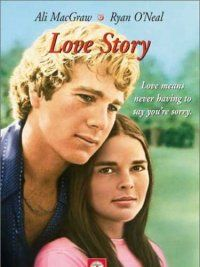 Love story          Erich Segal.. Love both the movie and the book!!