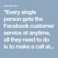 """""""Every single person gets the Facebook customer service at anytime, all they need to do is to make a call at 1-888-514-9993 and get the following services:- • You can sell your things on Facebook. • Cover photo issues can be eliminated. • Round the clock assurance. For more information: http://www.monktech.net/facebook-custom er-care-service-hacked-account.html """""""