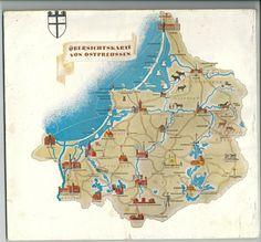 OSTPREUSSEN / REICHSBAHN 1939 Werbebroschüre der D R für touristische Angebote