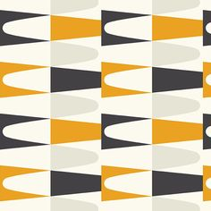 Vintage 2 collection by Wayne and Geraldine Hemingway for Graham_Brown_Carnival_Wallpaper (Web 72dpi)