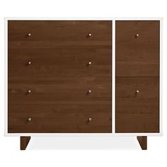 Room & Board - Moda 40w 19d 34h Six-Drawer Dresser