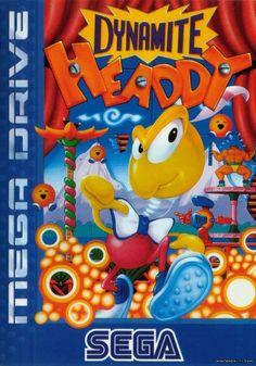 Dynamite Headdy [Sega Megadrive/Genesis]