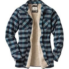 Legendary Whitetails Women's Open Country Shirt Jacket (C. Plaid Jacket, Shirt Jacket, African Dashiki, Fall Outfits, Fashion Outfits, Country Shirts, Mens Clothing Styles, Women Lingerie, Lana