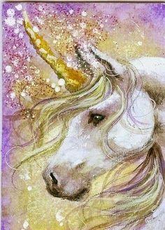 Magic unicorn