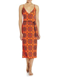 Tigerlily Hungarian Midi Dress