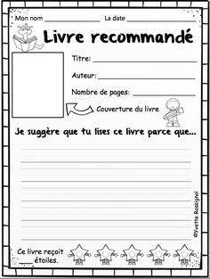 35 French Reading Response! NO PREP :)