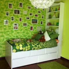 Habitación Pre-adolescente: Dormitorios infantiles de estilo clásico de Karol Pidal
