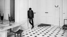 Saint Laurent.  The Trotteur Menswear Mens Style Mens Fashion Fashion Style Mnswr Campaign Lookbook Saint Laurent Heidi Slimane