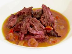 Get Cipollini Onion and Fennel Pot Roast Recipe from Food Network