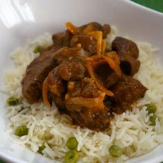 Goat in Creole Sauce Cook Time: 1 hour, 15 minutes Serving Size: 4-6 Goat in Creole Sauce is considered a staple food in Haiti. Goat meat is widely eaten roasted, grilled, with sauce, with veggies etc… Everyone has his or her own recipes and to tell you the truth, I don't think everyone makes it …