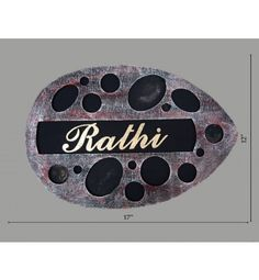 Buy Name Plate for home, office wooden Plate  Online & Get Free Home Delivery to India. http://www.krafthub.com/name-plates/wooden/name-plate-70.html