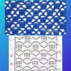 Ideas For Crochet Shawl Pattern Diagram Ideas Poncho Crochet, Mode Crochet, Crochet Dishcloths, Crochet Stitches Chart, Crochet Diagram, Thread Crochet, Crochet Coaster Pattern, Crochet Motif, Crochet Designs
