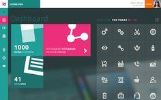 Futuramo Icons on Behance