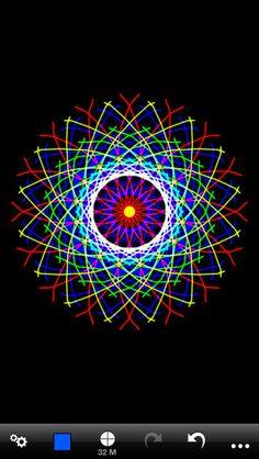 Symmetry Lab Basic by Luke Bradford