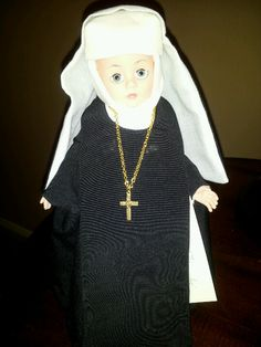 Mother Superior  Madame Alexander doll.