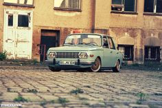 1977 Wartburg 353 W