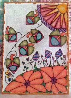 MIX48 Laffy Taffy Flowers