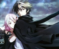 Inori & Shu | Guilty Crown