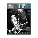 Hal Leonard - 25 Top Post-Grunge Songs - Tab. Tone. Technique.