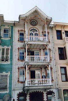 Ahşap ev  - Istanbul