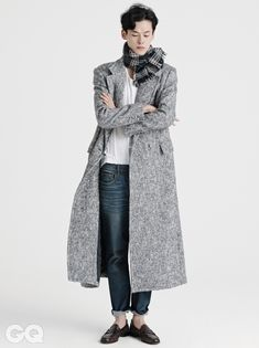 Kim Wonjung by Kim Hyungsik for GQ Korea Jan 2015