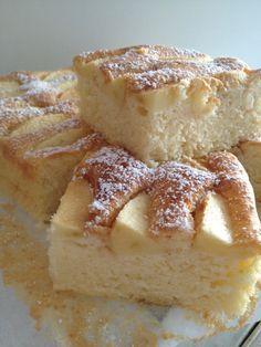 Lady Laura, Great Recipes, Vegan Recipes, Apple Cake Recipes, Polish Recipes, Polish Food, Breakfast Menu, Something Sweet, Cake Cookies