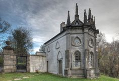 Ireland - Leixlip, Co. Dublin - Batty Langley Lodge is part of Palladian Castletown House