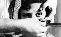 Un Chien Andalou was a disturbing movie, but I like it.