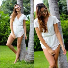 Get this look: http://lb.nu/look/7746316  More looks by Marianela Yanes: http://lb.nu/marilynscloset  #casual #minimal #romantic http://marilynsclosetblog.blogspot.com.es/2015/09/be-white.html
