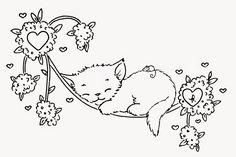 Desenhos de gatos e gatinhos para colorir, pintar e imprimir - Espaço Educar desenhos para colorir