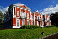 SIARAM :: Jardim do Palácio de Sant'Ana, São Miguel Island, Azores, Portugal