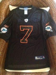 black miami dolphins jersey reebok