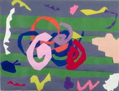 Art for Small Hands- Matisse Collages