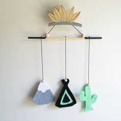 Image of Tribal Wall Hanging PREORDER