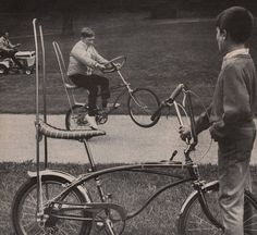 1968 Huffy Wheel Bicycle print ad also Huffy Rail by Vividiom, $8.00