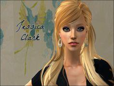 Lowi♥Sims: ★Update★ ts2 sim - Jessica Clark Jessica Clark, Sims 1, Female