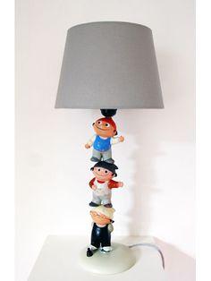 Mainzelmännchen Lampe