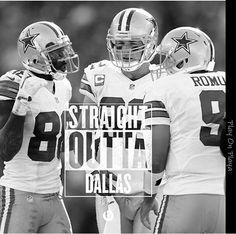 Straight outta Dallas