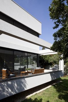 G HOUSE | Contemporary Mediterranean Villa | PazGersh Architecture Design | Archinect