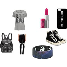 2.26.15 by dedeepps on Polyvore featuring ONLY, Converse and Alexander Wang