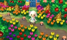 A Forest Life | Amy's Animal Crossing Blog: Inching Through Time in AC:NL