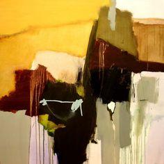 Richard Martin Art featuring works by artist Waldemar Kolbusz showing the work, Rummage, in the medium, oil on canvas