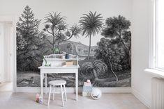 Tapete Jungle Land von Rebel Walls-2920