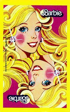 Superstar Barbie Art by superstardolls, via Flickr