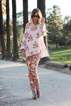 floral-jeans3.jpg Floral Print Pants, Stylish Outfits, Fashion Outfits,  Womens e0c96c72ec