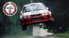 Lendas do WRC: Lancer Evolution V, o herói da Mitsubishi em 1998