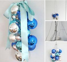 1 DIY Ornament Swag